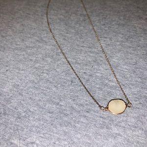 Gold Brandy Melville necklace
